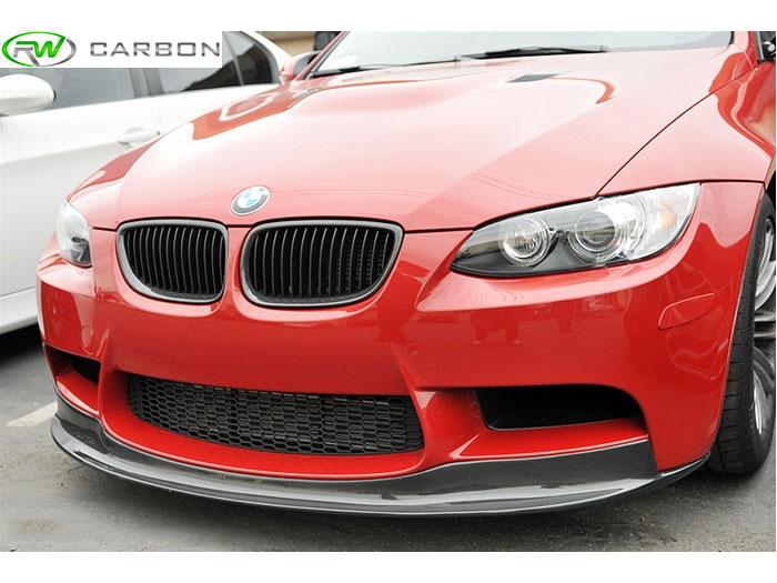 Carbon Fiber arkym style lip for e90 e92 e93 m3 from rw carbon