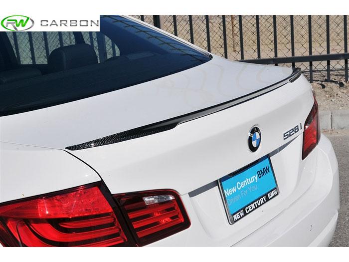 RW Carbon   Carbon Fiber Trunk Spoilers for BMW - Bimmerfest
