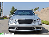 Click here to view Mercedes w211 Carbon Fiber Front Lip Spoiler