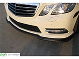 Click here to view Mercedes w212 Carbon Fiber Front Lip Spoiler