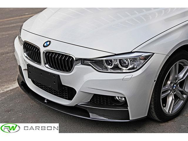 The look of the BMW performance front lip at a fraction of the price for your 328i or 335i m tech