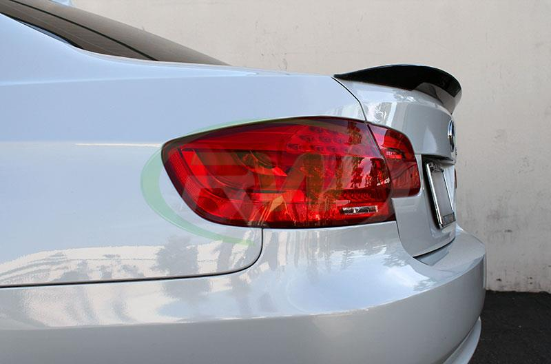 E92 M3 performance style trunk spoilers in stock
