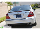 Click here to view Mercedes W211 Carbon Fiber Trunk Spoiler