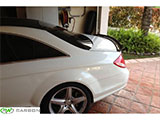 Click here to view Mercedes W216 Carbon Fiber Trunk Spoiler