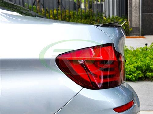 The RW Carbon Fiber Vacuum Formed Performance Style Trunk Spoiler Click Here.