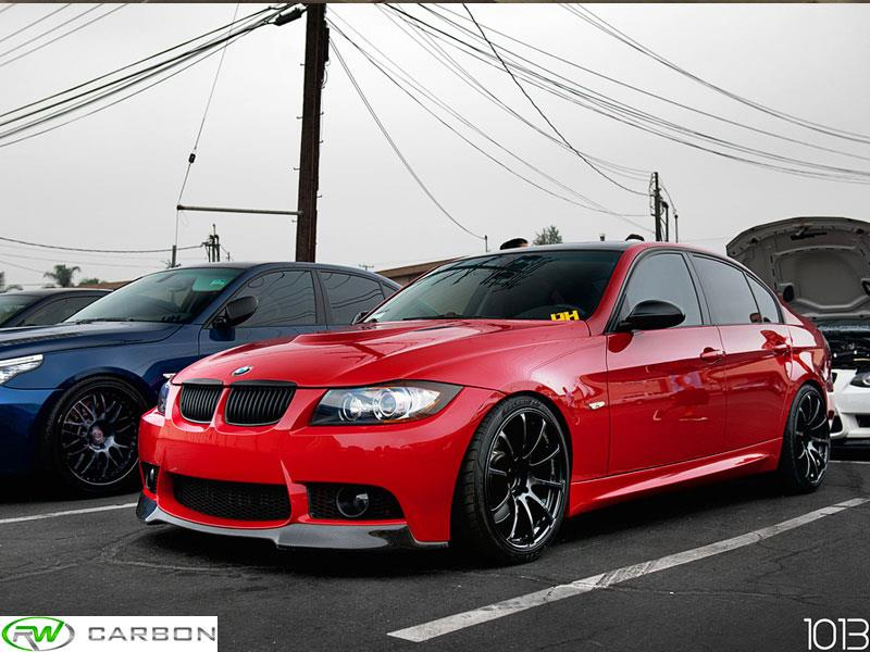 Bmw E Touring With Lower Back Lip