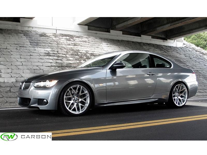 BMW E92 3 Series M3 Style Side Skirts
