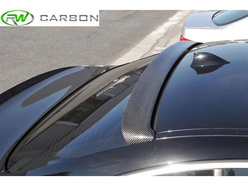 Click here to view carbon fiber hamann style roof spoiler for BMW F10