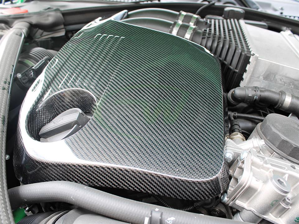 BMW F80 M3 F82 F83 M4 Carbon Fiber Engine Cover