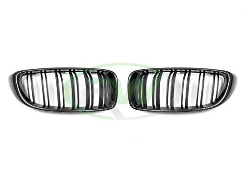 RW Carbon now carries the CF grilles for the 428i and 435i models
