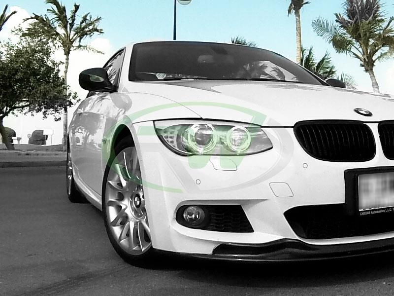 BMW E92/E93 335i LCI with our Carbon Fiber Mirror Covers