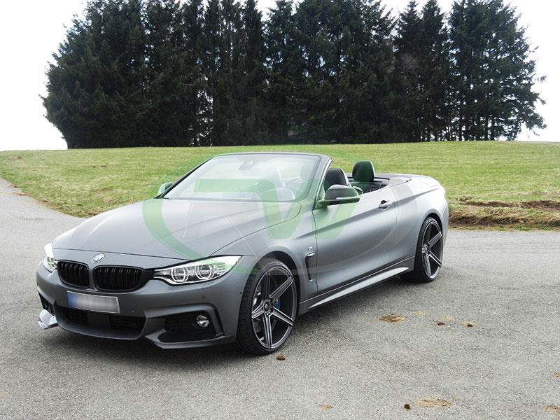 Bmw 428i Price >> BMW F32/F33 Performance Style Carbon Fiber Splitters for 428i and 435i