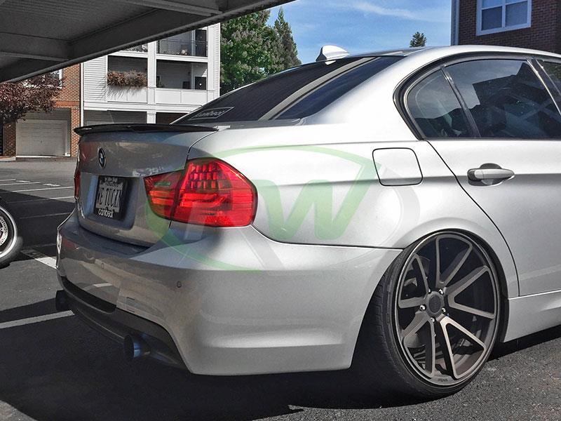 Bmw E90 335i Spoiler Related Keywords & Suggestions - Bmw