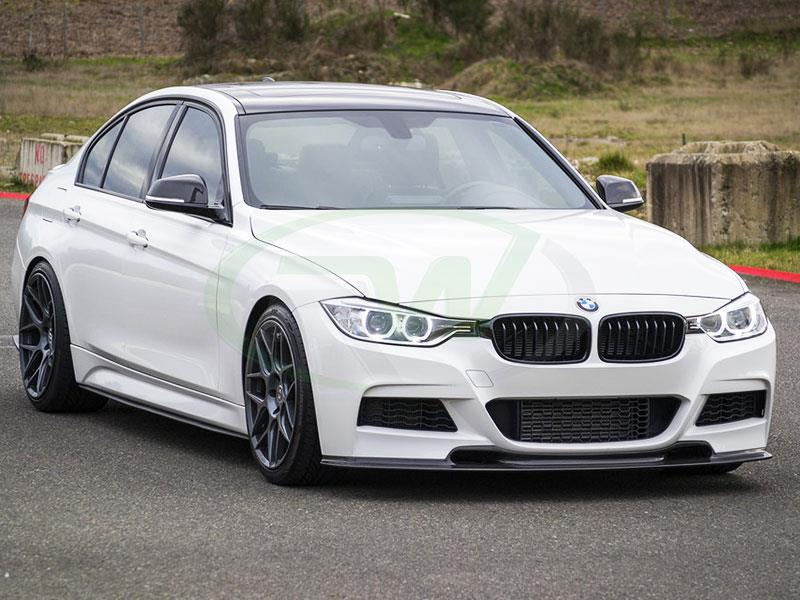 BMW F30/F31 328i 335i 330i 340i Varis Style Carbon Fiber ...