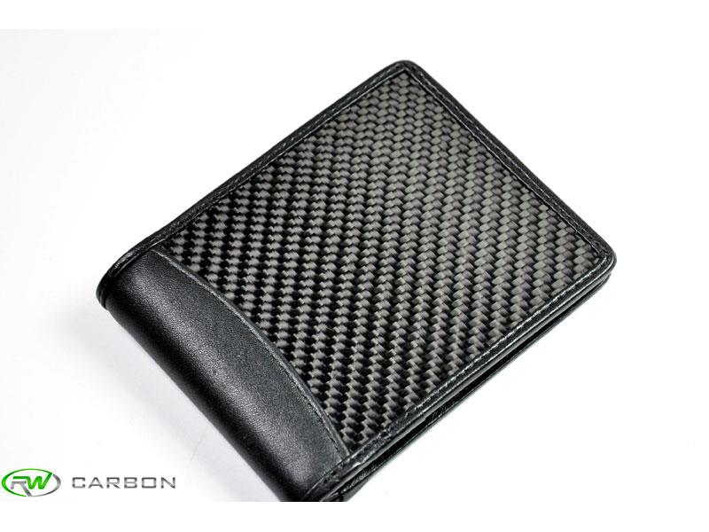 Real Carbon Fiber Wallet