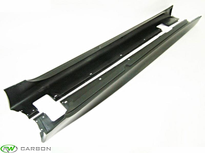 BMW E60 5 Series M5 Style Side Skirts 525i 528i 530i 535i 545i 550i