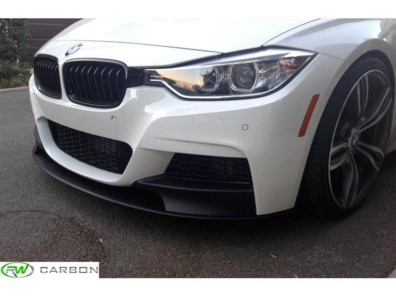 Bmw F30 F31 M Sport Performance Style Front Lip Spoiler