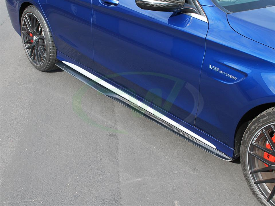 side skirts for coupe c63 and c63s