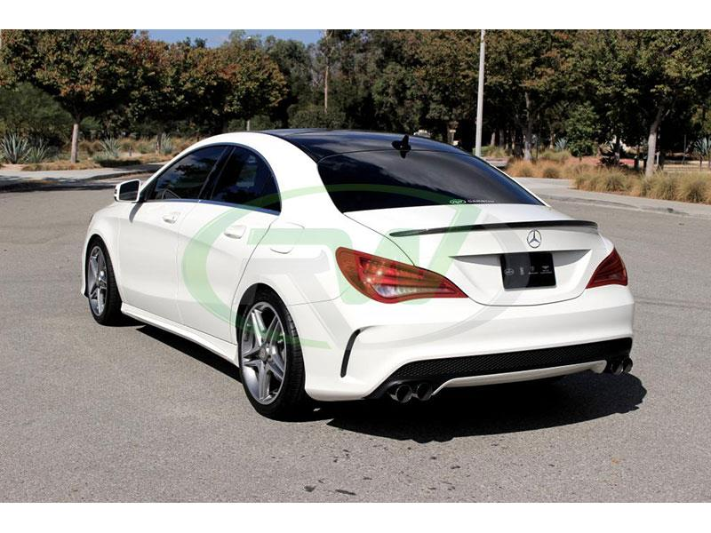 2014 MercedesBenz CLA White Exterior - Likegrass.com