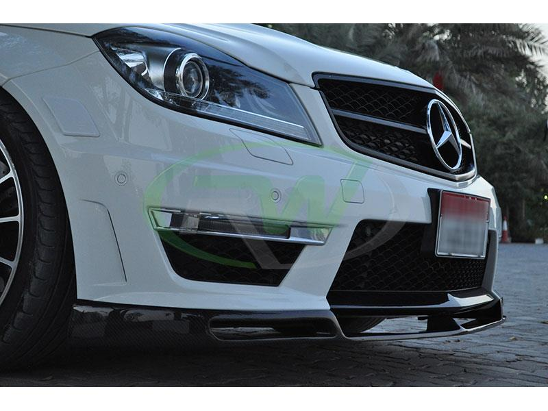 Desirable DTM styling from RW Carbon for your 2012+ C63
