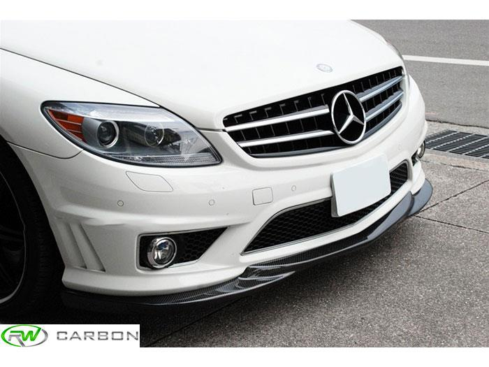 Carbon Fiber front lip for 2006-2010 CL63 and CL65