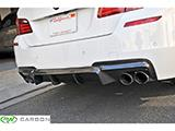 Checkout the BMW F10 M Tech Big Fin Carbon Fiber Diffuser!