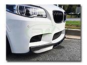 BMW F10 M5 DTM Carbon Fiber Front Lip Spoiler