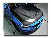 BMW F80 M3 F82 F83 M4 GTS Style Carbon Fiber Hood