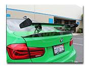 BMW F80 M3 F82 F83 M4 GTS Style Carbon Fiber Rear Wing