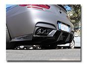 BMW F06 F12 F13 GTX Carbon Fiber Diffuser