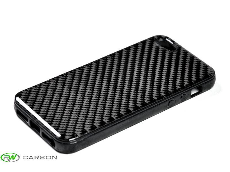 RW Carbon has the hottest carbon fiber iphone 5 and 5s soft case