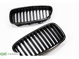 View the carbon fiber bmw f10 carbon fiber kidney grilles