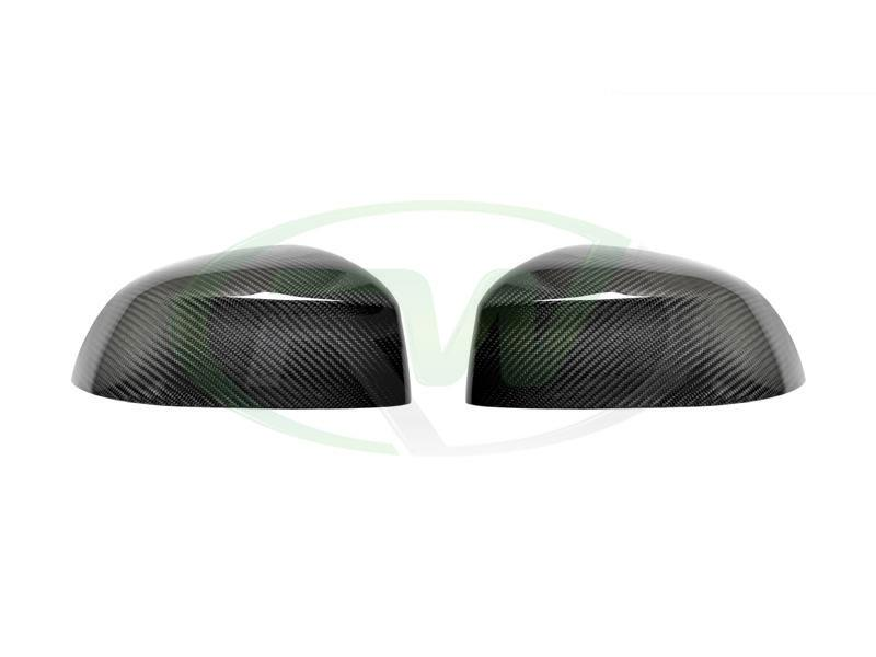BMW G05 G06 Carbon Fiber Mirror Caps