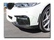 BMW G30 M Sport Performance Style Carbon Fiber Front Splitters