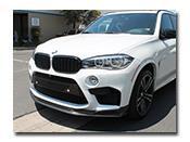 BMW F85 X5M F86 X6M RKP Style Front Lip Spoiler