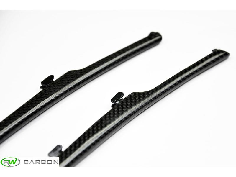 Match other carbon fiber accessories on your bmw e63 e64 645ci or 650i with these cf fender slats from rw carbon