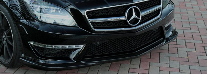RW Carbon provides quality carbon fiber parts and accessories for your Mercedes W218 CLS550 or CLS63 AMG
