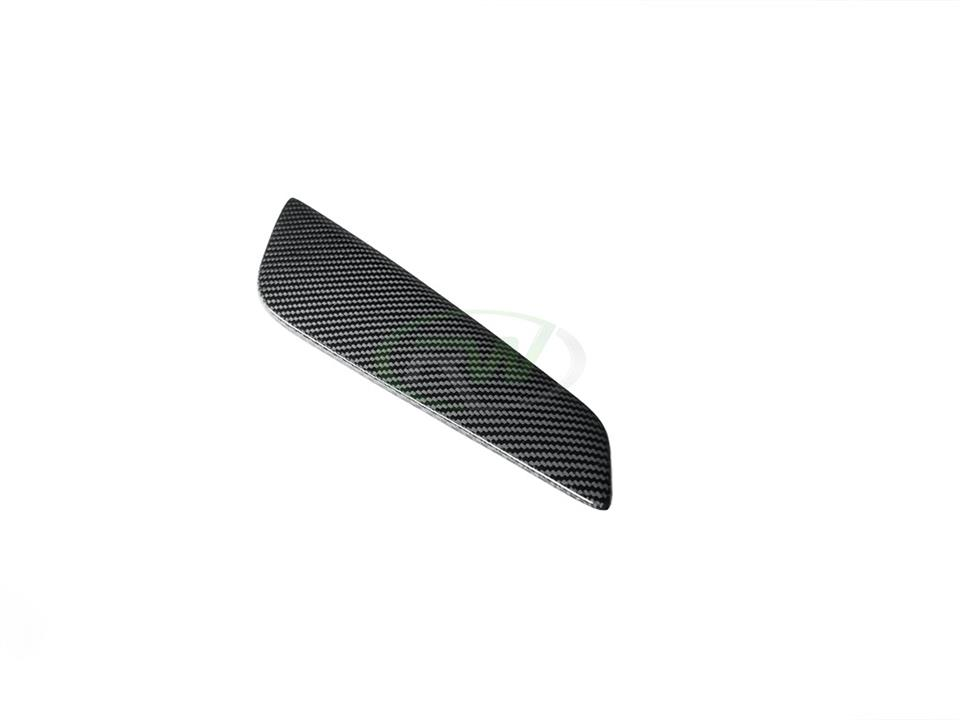 bmw g30 5 series with rw carbon fiber cf side vent covers