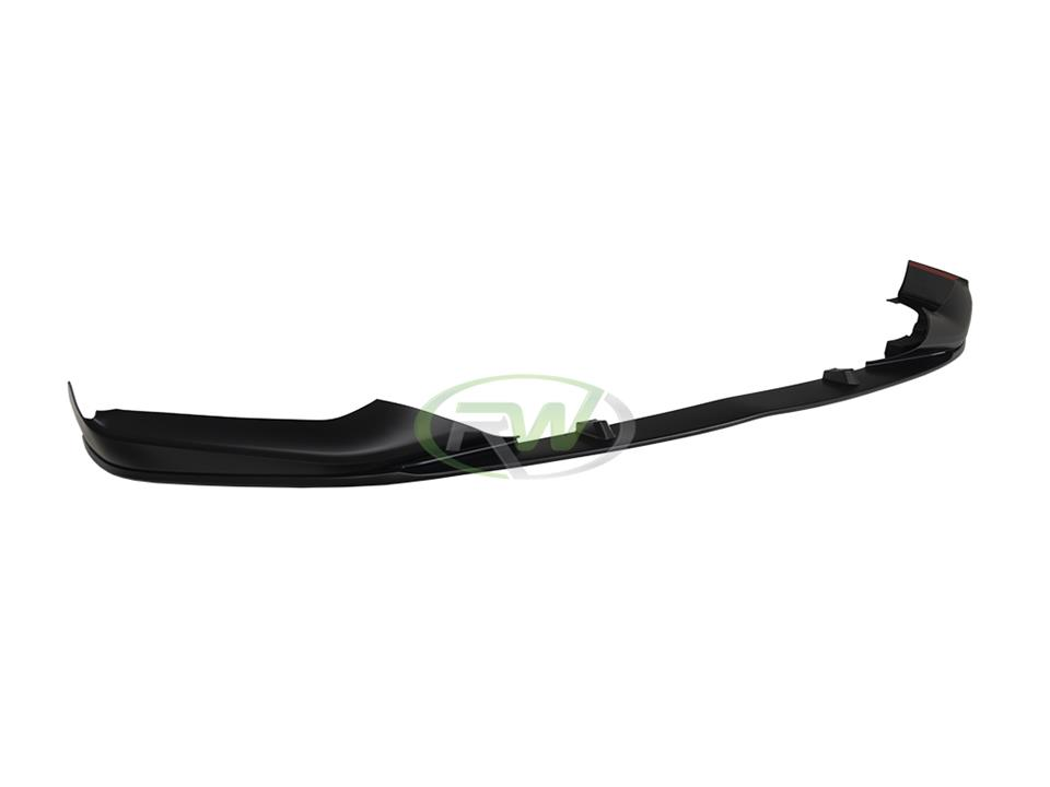 rw carbon bmw g30 frp performance style front lip