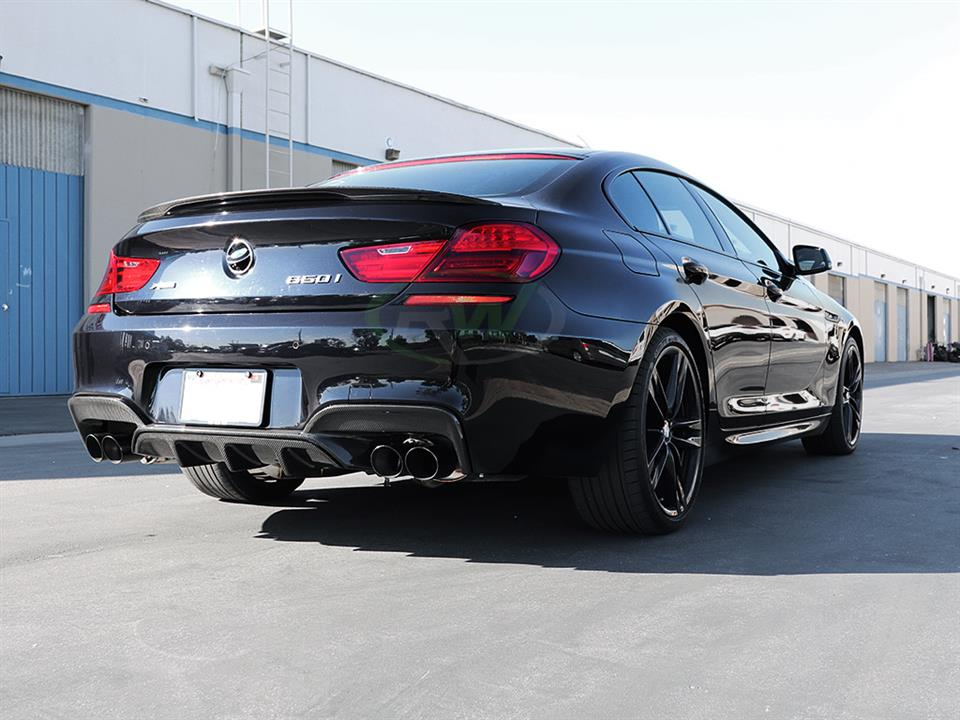 Bmw M6 Carbon: BMW F06/F12/F13 640i, 650i, M6 Performance Style Carbon