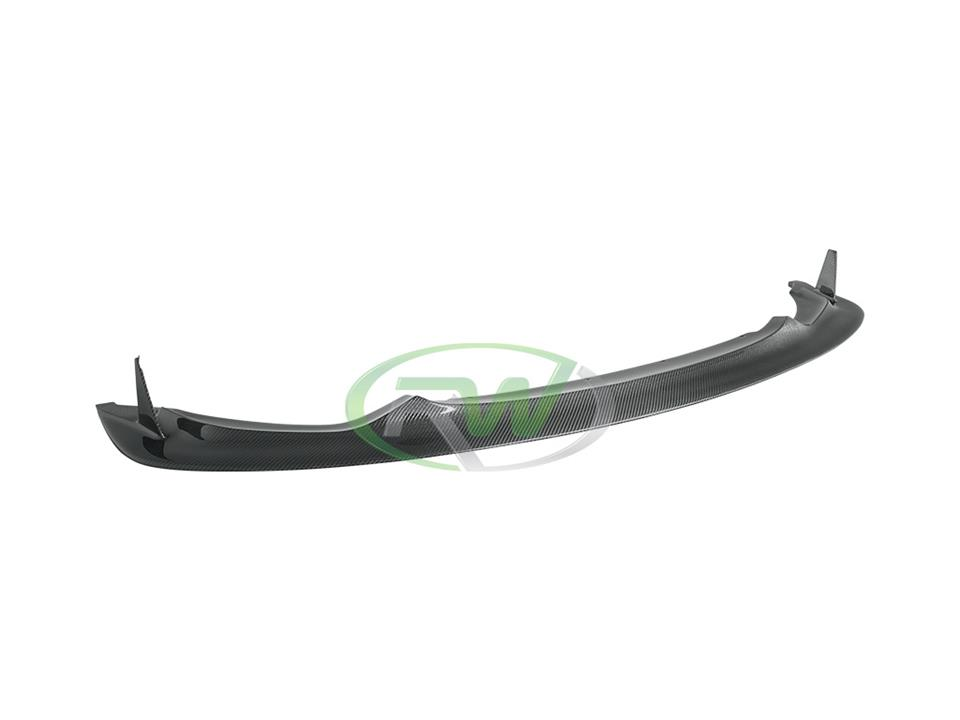 rw carbon fiber bmw f80 f82 f83 ENS Style cf front lip spoiler for m3 and m4