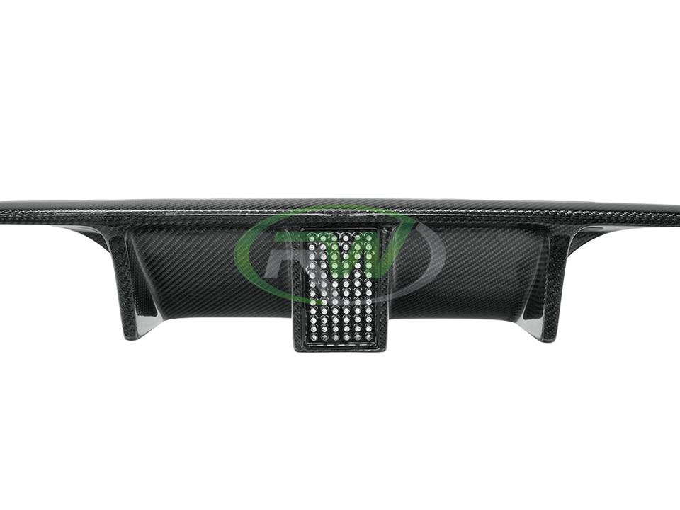 rw carbon fiber new kohlen style cf rear diffuser for bmw f80 f82 f83 m3 m4