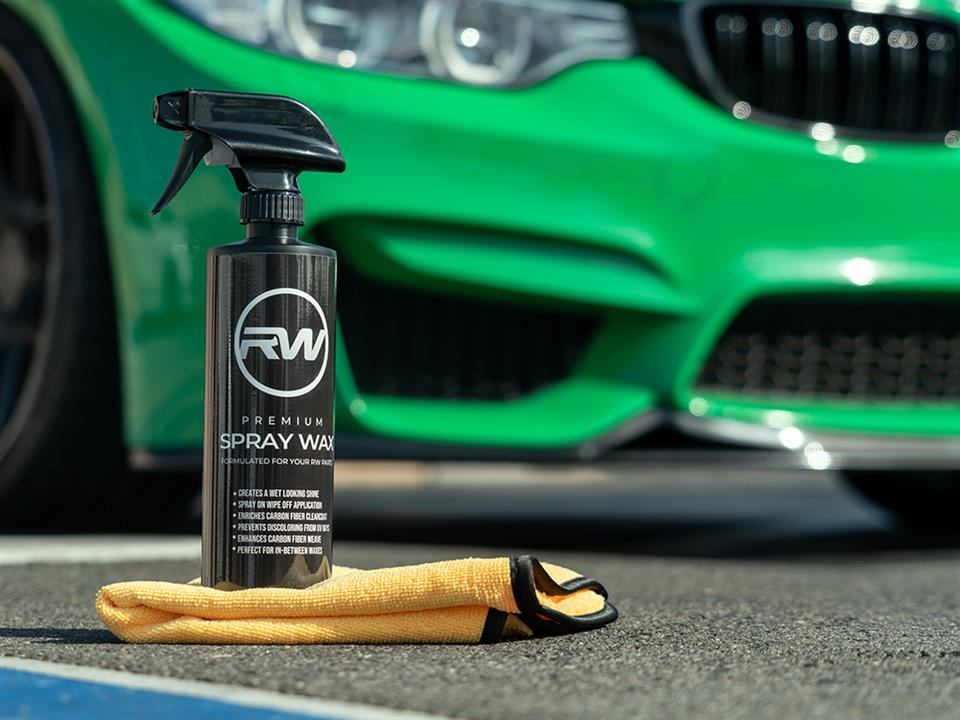 rw carbon fiber care kit