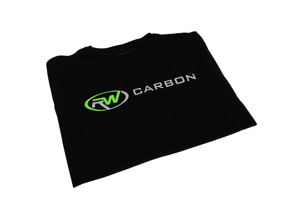 RW Carbon Black Logo T-shirt