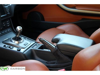 Carbon Fiber E-Brake Handle BMW