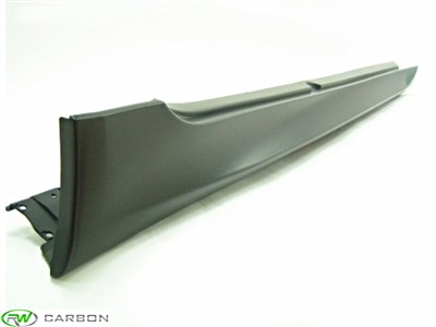 BMW E60 5 Series M5 Style Side Skirts
