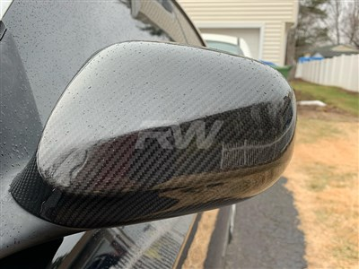 BMW E92/E93 LCI CF Mirror Replacements