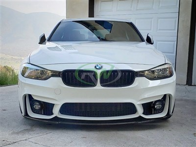 BMW E92/F30 M Style CF Front Splitter