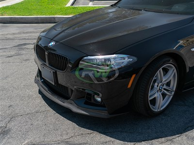 BMW F10 Arkym Style Carbon Fiber Front Lip