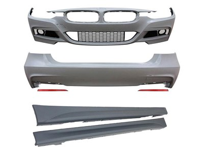 BMW F30 3 Series M Sport Bumper Kit